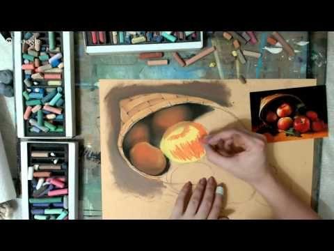 Рисуй! Открытый онлайн урок по ПАСТЕЛИ! Вход свободный! - YouTube