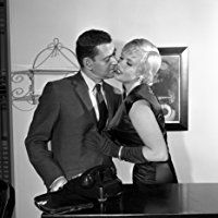 Jayne Mansfield and Tony Randall in The Alfred Hitchcock Hour (1962)