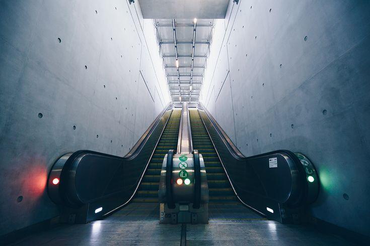 Underground Symmetry - Photography