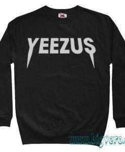 Yeezus Kanye West Rock Tour Sweatshirt Size S-XXL
