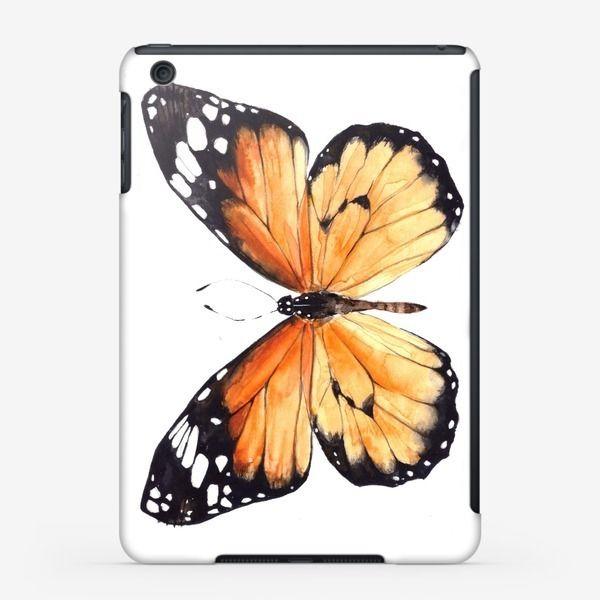 Чехол iPad «Бабочка Монарх»