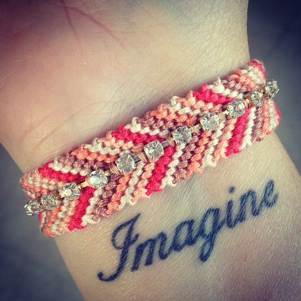 Friendship Bracelet Tattoos Friendship Bracelet Tattoos: 71 Best Bracelet Images On Pinterest