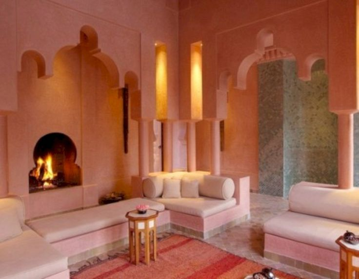 awesome 48 Relaxing Moroccan Living Room Decoration Ideas
