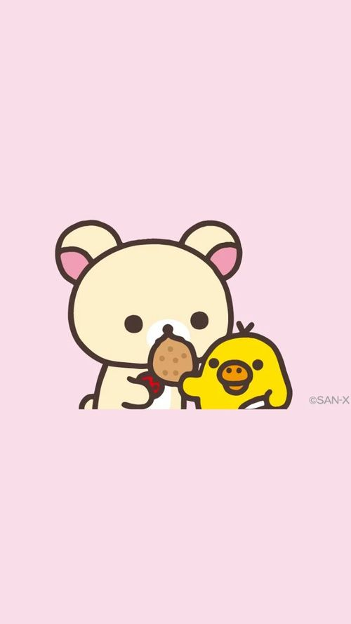 41 Best Rilakkuma Friends Images On Pinterest