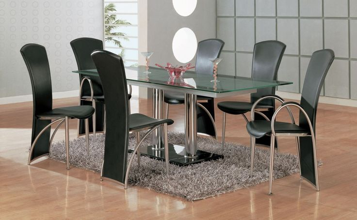 glass dining table top