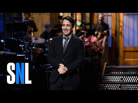"Lin-Manuel Miranda Performs Epic ""Hamilton"" Monologue While Hosting ""SNL"" - BuzzFeed News"