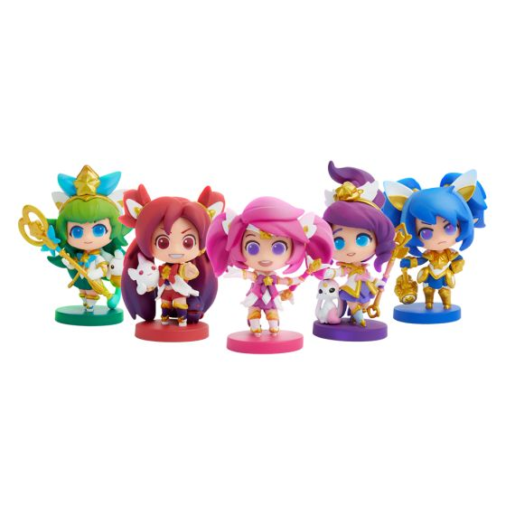 Riot Games Merch | Star Guardian Team Minis - Figures - Collectibles