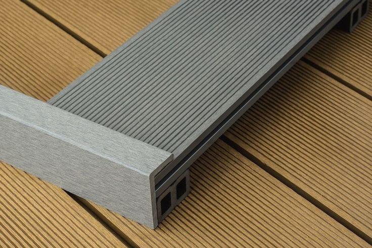 Composite Trim Outdoor Wpc Edging Compositetrim Edging 400 x 300