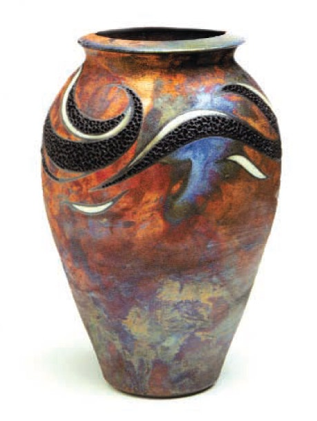 Shari Sikora raku vase: Pottery Ideas, Ceramics Art, Artists Arena, Art Crafts Minerals, Minerals Ceramics, Pottery Art, Ceramics Raku, Pottery Ceramics, Ceramic Textures Techniques