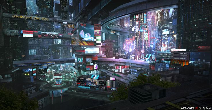 The City Of The Future