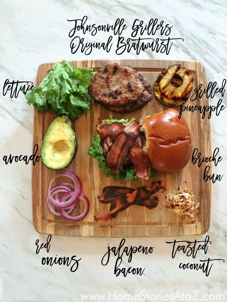 Gourmet Menu Ideas For Dinner Party Part - 15: Gourmet Burger Idea