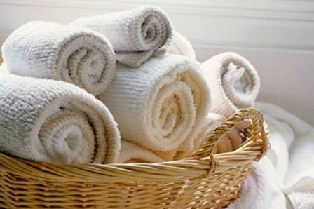 handdoeken wassen tips
