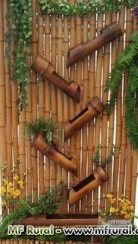 Bambu : Fornecemos e executamos, cercas, forro de této, biombo, etc em São Paulo