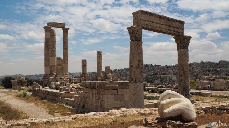 Hercules Temple, Amman Citadel, Jordan