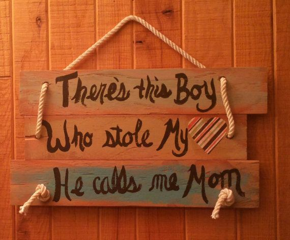 Baby Boy Nursery Decor by Annbellish on Etsy, $35.00