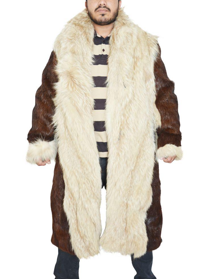 Get the best deals on men XXX 3 The Return Of Xander Cage Vin Diesel Fur Coat