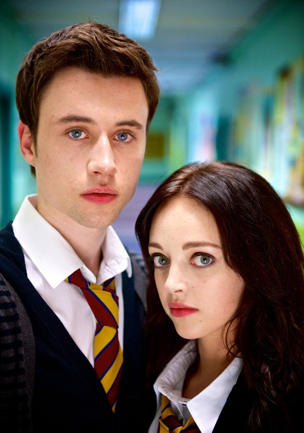 imogen and connor   waterloo road
