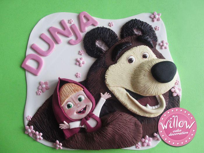 41 best images about masha and bear cake on Pinterest ...
