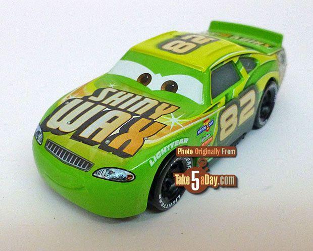 VOITURE DISNEY PIXAR CARS Darren Leadfoot