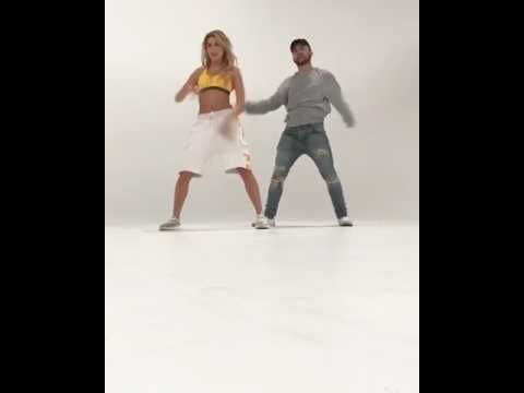 "Hailey Baldwin Performs Britney Spears's ""...Baby One More Time"" - YouTube"