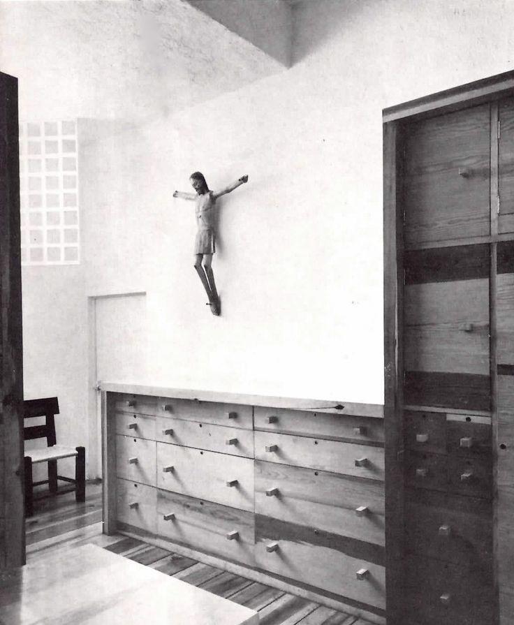 72 besten interiors bilder auf pinterest architekten for Architektur 1960