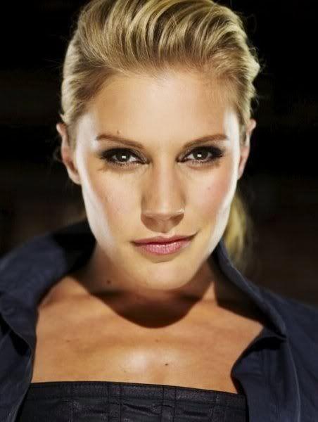Rkaty Sackhoff battlestar | Katee Sackhoff echado en la película Mujer CONSUMIBLES