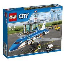 LEGO City - 60104 Flughafen-Abfertigungshalle