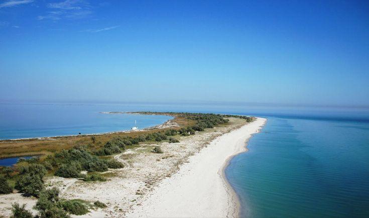 Джарилгач — безлюдний острів у Чорному морі, мрія українських робінзонів