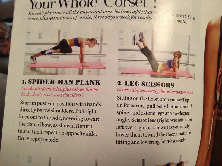 core workout part one