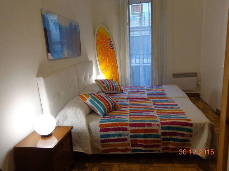 Regardez ce logement incroyable sur Airbnb : Casa Hondartza - Appartements à louer à Donostia