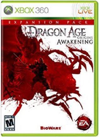 Dragon Age: Origins Awakening and Dragon Age 2 XBox 360