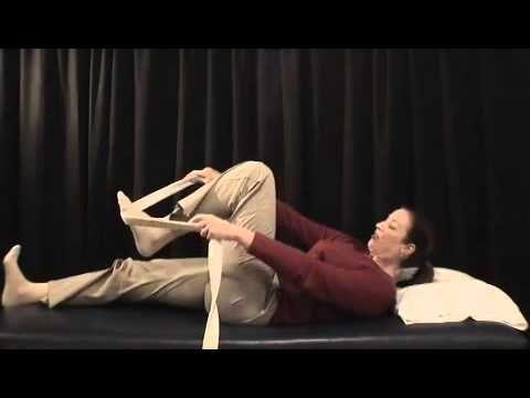 Achilles Pain Rehab Video  Achilles Tendonitis