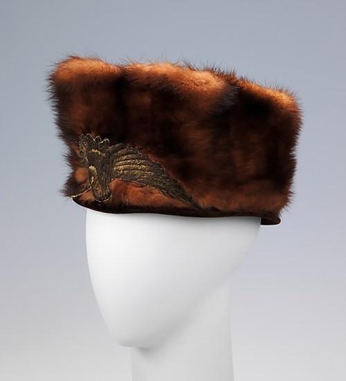 Hat, 1912-1918, The Metropolitan Museum of Art