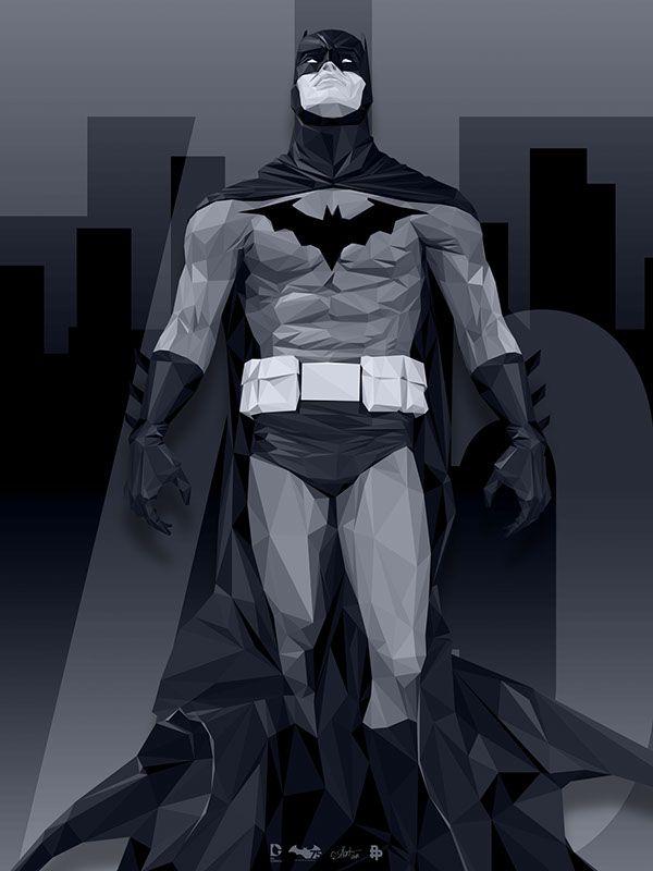 Batman 75th Anniversary #2 on Behance