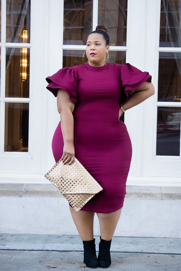 5673 Best Curvy Plus Size Fashion Images On Pinterest High Fashion Big Guy Fashion And Curvy