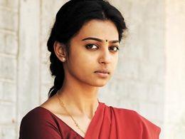 Radhika Apte In Saree Wallpapers