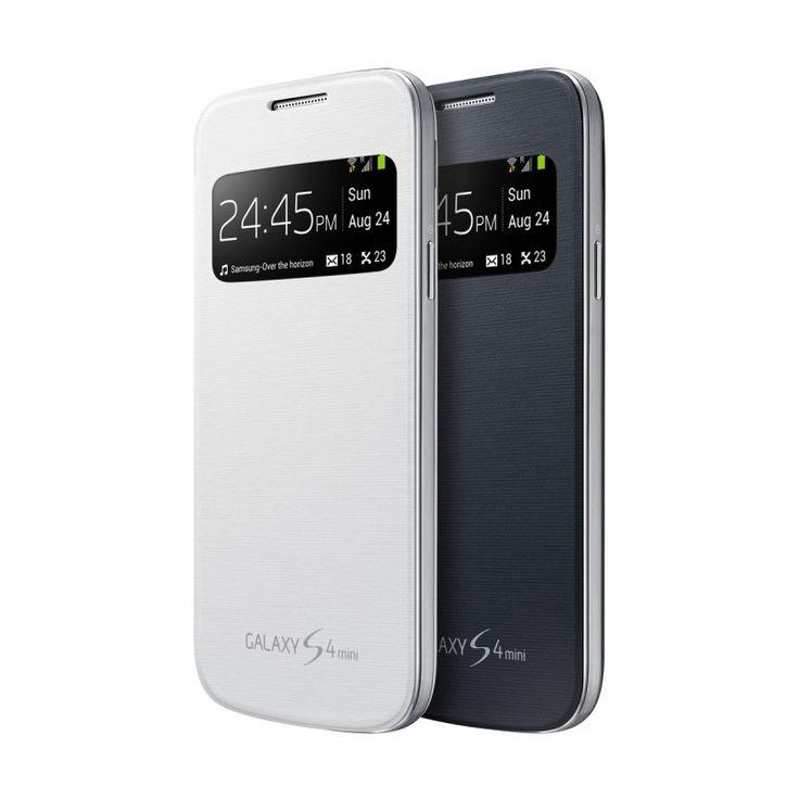 SAMSUNG Galaxy SIV mini S-View Cover, Etui z klapką do GALAXY S4 mini