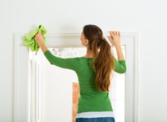 If you don't have someone for regular cleaning then you should have a spring cleaning from top to bottom that allow you to keep the regular cleaning routine rest of the time.