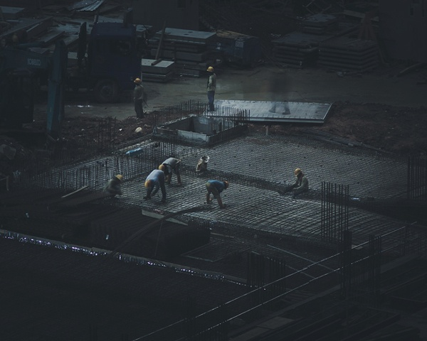 Ghosts of Labor // Singapore by amizyo , via Behance