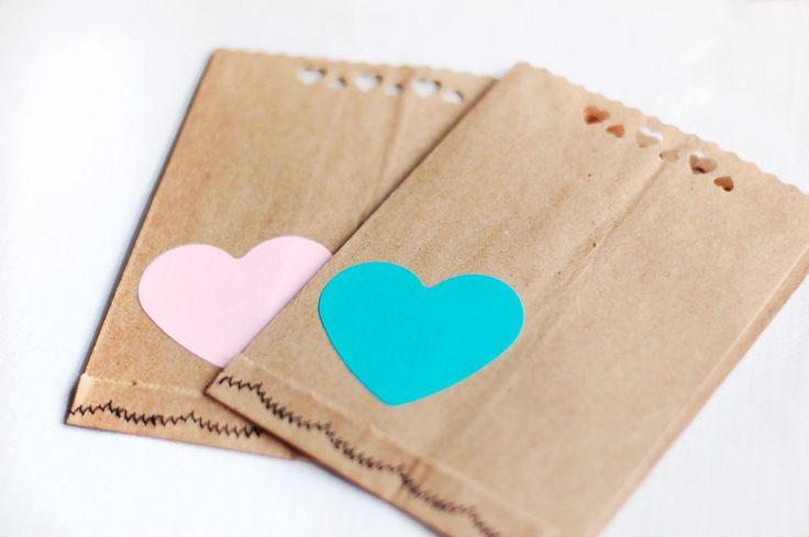 Naturally made envelopes