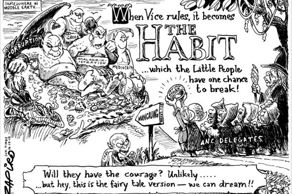 Zapiro: The Habit - Mail & Guardian