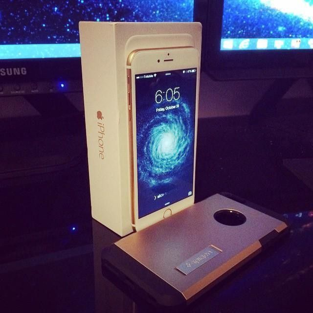 I6plus#Spigen#Tough