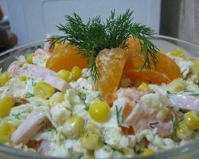 Красивый и вкусный салат «Новогодний. Понравится всем, без исключения! - МирТесен