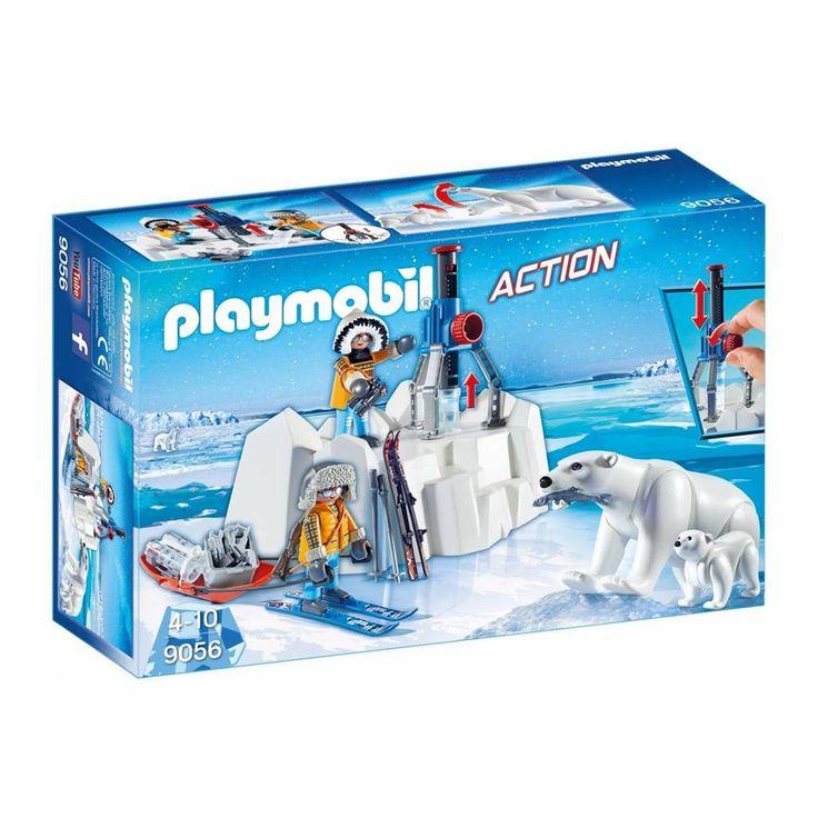 Win Arctic Explorers with Polar Bears set