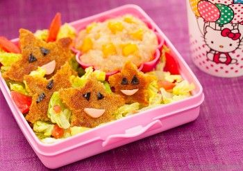 Bento Hello Kitty Bio