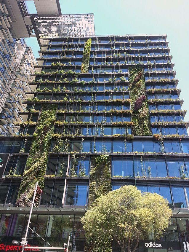 One Central Park, Sydney | Tensile Design & Construct