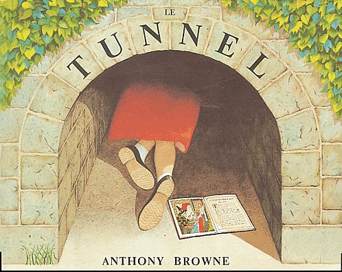 the tunnel anthony browne