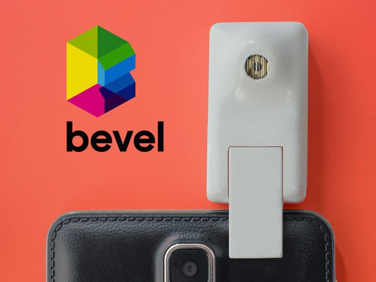 Bevel Turns Your Smartphone Into A 3D Camera By Matter And Form Inc. U2014  Kickstarter