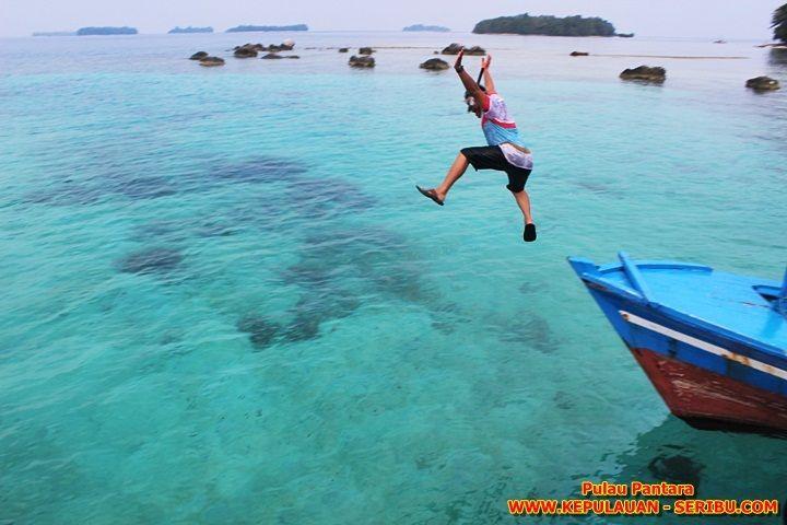 Pulau Pantara Hotel Berbintang Di Pulau Seribu