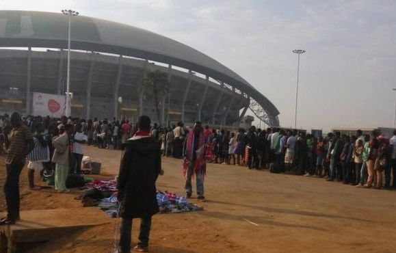 Malawi football stadium stampede kills eight: Eight people – including seven children – have died in a stampede ahead of a football match…